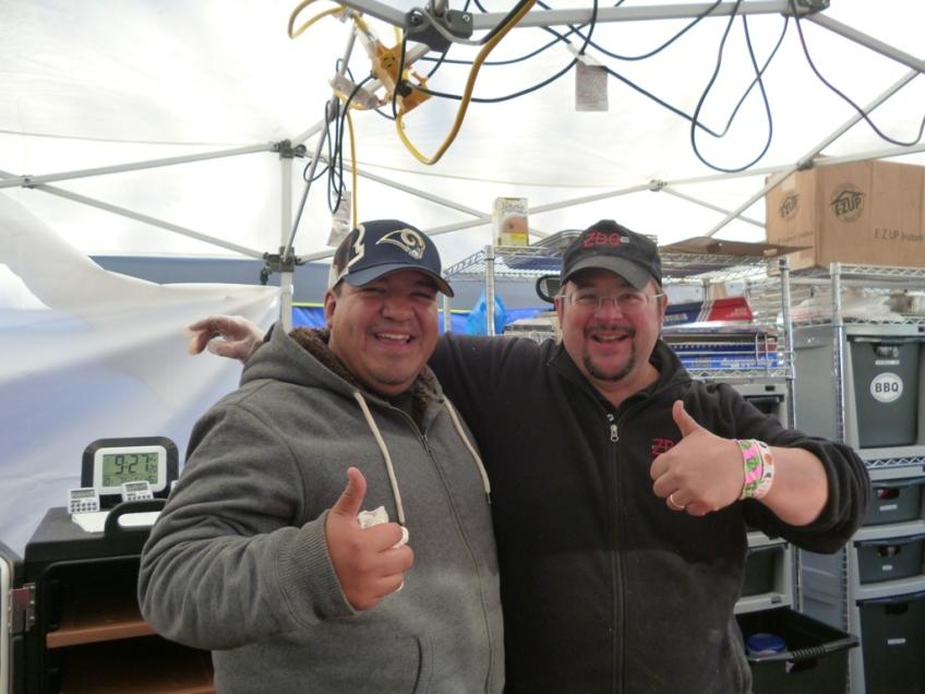 Me & Paul Zonfrillo